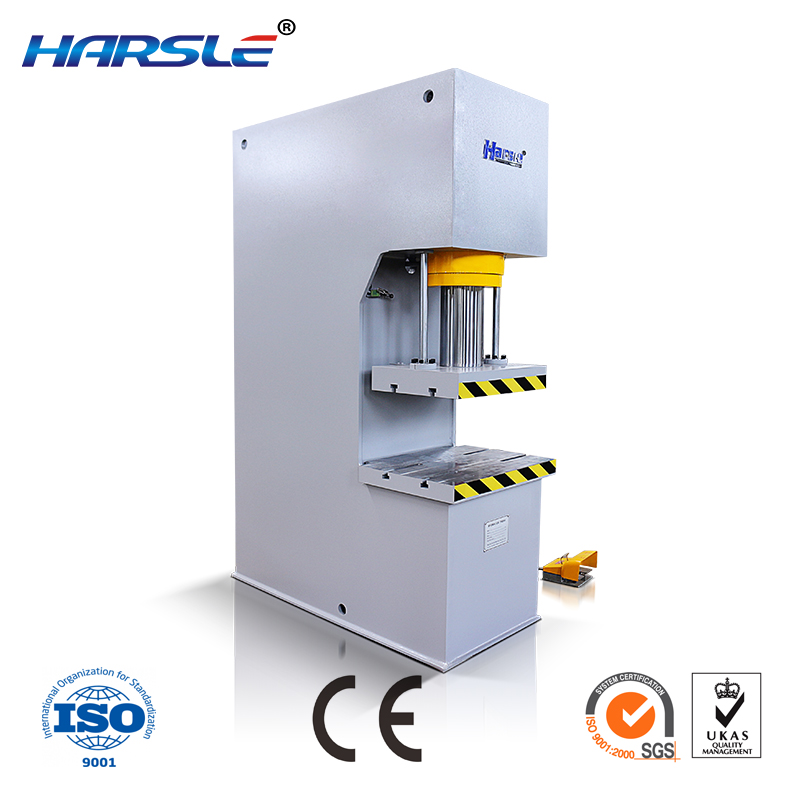 ヾ(^▽^)ノY41 63T 100T Hole C Frame Hydraulic Punching Press ...