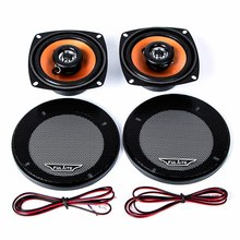 Two-way Coaxial Car Audio Loudspeaker FLT-4230 4.0 inch 20W High Energy Double Neodymium Magnet Shielding Design Universal