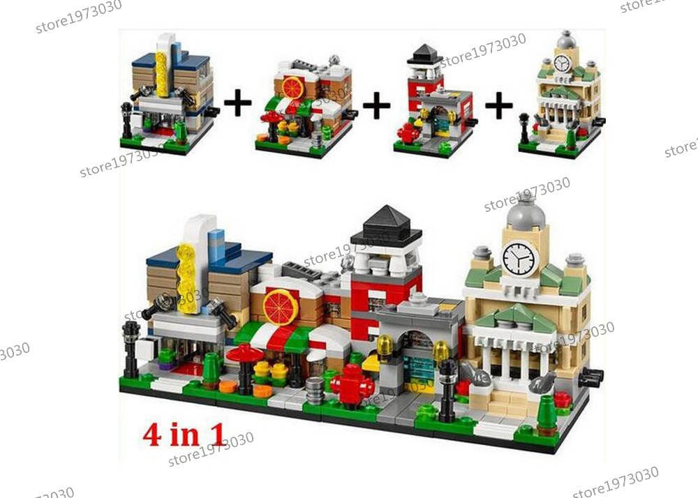 New Model building kits compatible with lego city series 3D blocks Educational toys hobbies for children model building blocks architecture creator series the louvre paris compatible with lego city hobbies for children toys new