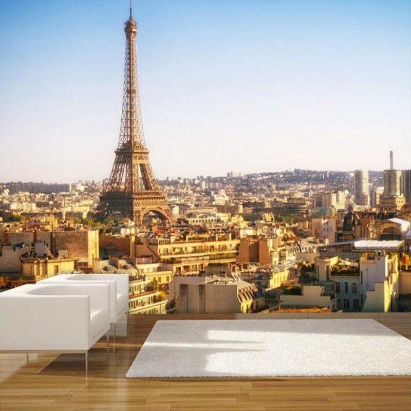 Online Get Cheap Wallpaper for Bedroom Walls Paris -Aliexpress.com ...