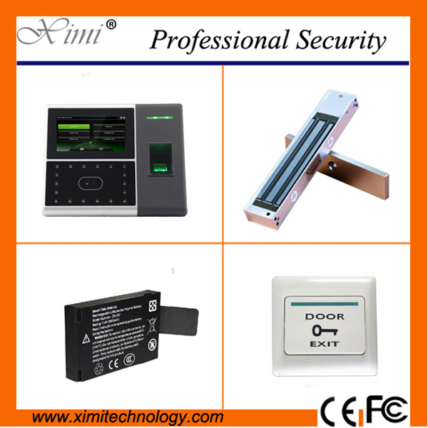 iface302 4.3 TFT touch screen with camera face and fingerprint access control Web-server TCP/TP time attendance