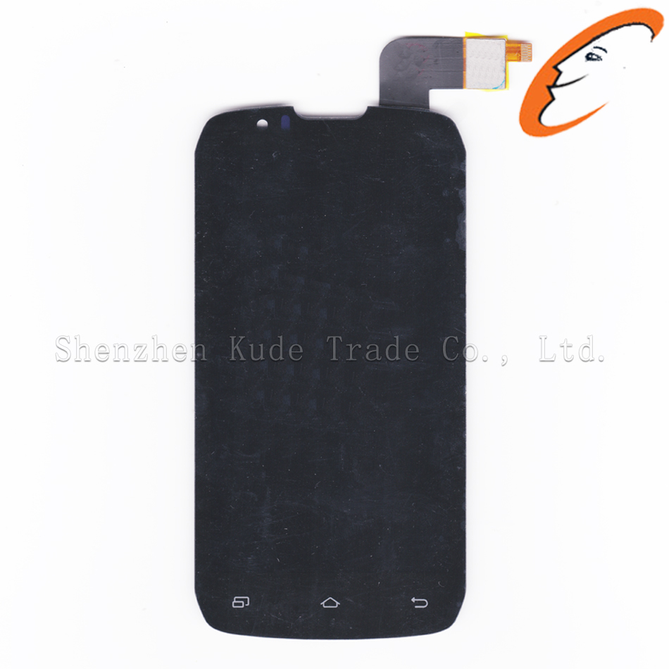 S4502 Touch Screen Digitizer + Display LCD Per Il DNS S4502 DNS-S4502 S4502M Highscreen boost Cloudfone Thrill430X innos D9 D9C