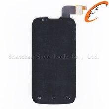 S4502 Touch Screen Digitizer + Lcd scherm Voor DNS S4502 DNS S4502 S4502M Highscreen boost Cloudfone Thrill430X innos D9 D9C