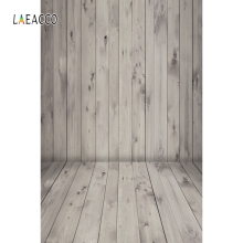 Laeacco Solid Color Wooden Board Backdrop Photocall Food Cake Photography Background Customized Backdrops For Photo Studio