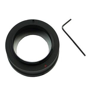 Image 4 - Адаптер переходник для объектива камеры M42, винт для SONY, для NEX E, для крепления на объектив, для NEX 5, для NEX 3, AUG24