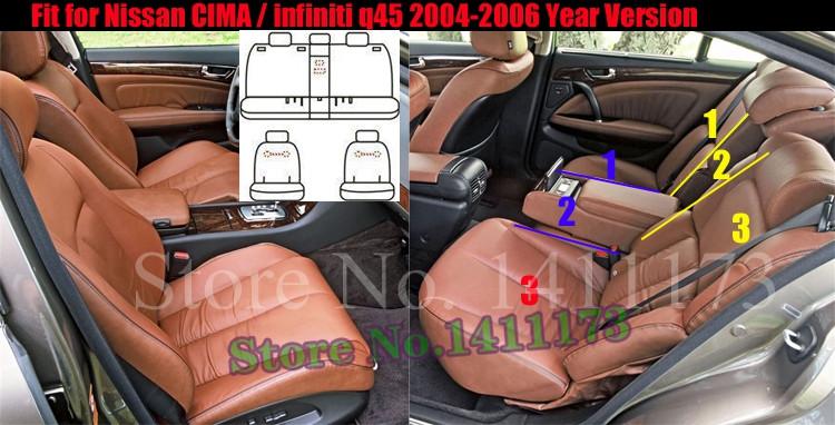197 car seat cushions