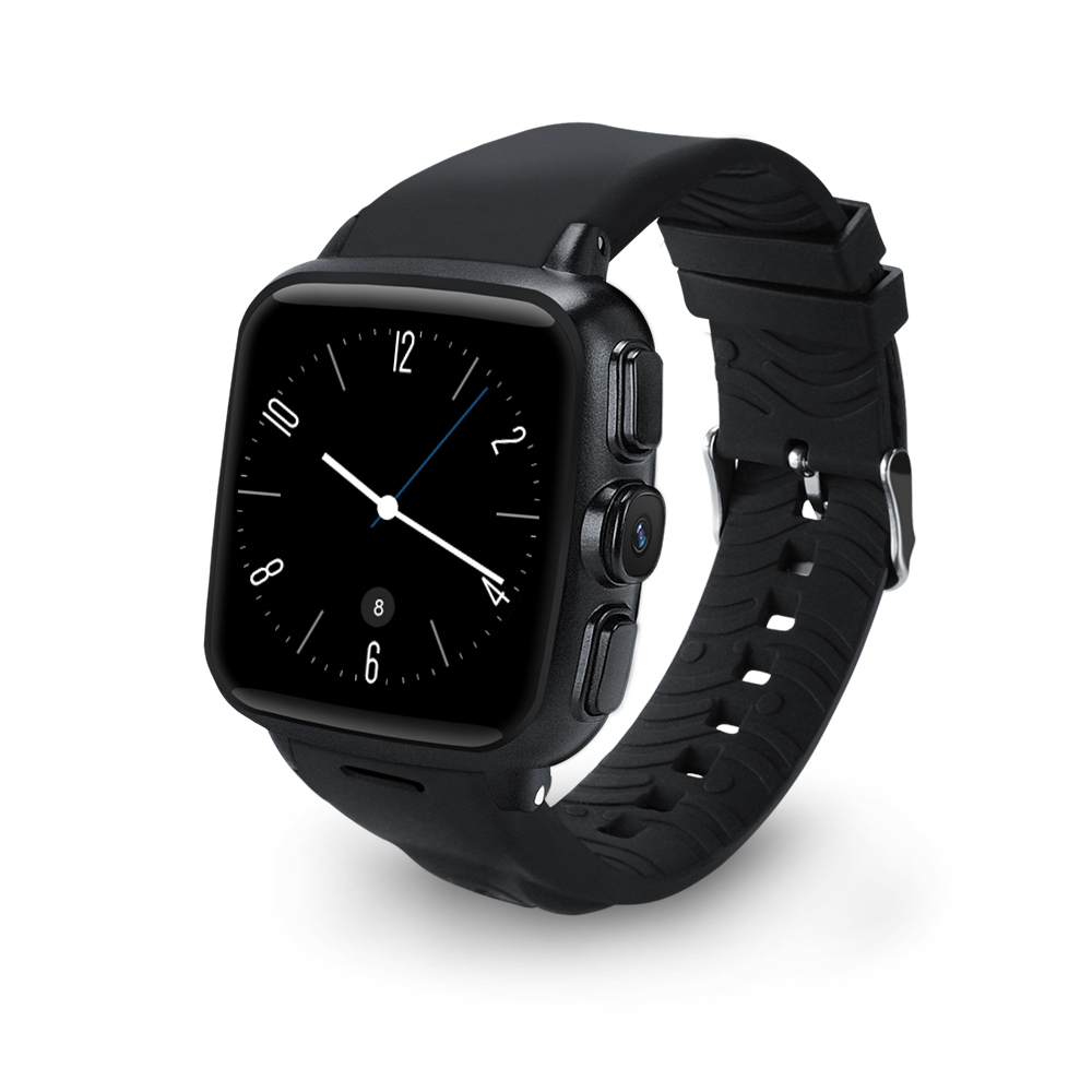 imágenes para Z01 Bluetooth4.0 Inteligente reloj 512 M RAM 4G ROM WiFi GPS SIM Cámara Monitor de Ritmo Cardíaco 3G Muñeca relojes
