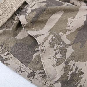 Image 5 - سراويل قصيرة تصميم التمويه بنطلون 2020 الصيف جديد وصول الرجال البضائع السراويل ، القطن 11 ألوان حجم S M L XL XXL XXXL C888