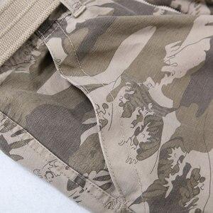Image 5 - Pantaloni corti Designer Camouflage Pantaloni 2020 Nuovo Arrivo di Estate Mens Cargo Shorts, di cotone 11 Colori Taglia S M L XL XXL XXXL C888