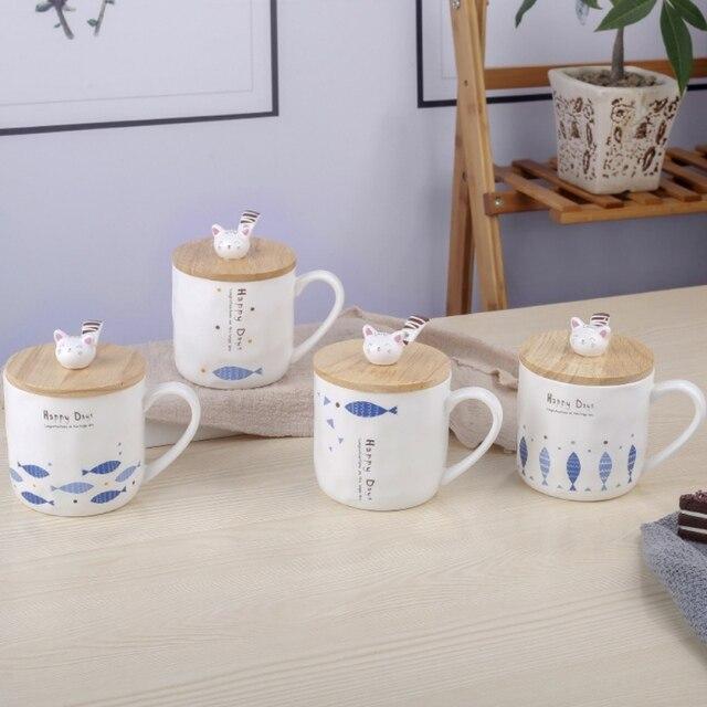 Creative Cat Mugs 5