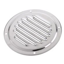 Heavy Duty 4 Marine Boot Louvered Air Vent Cover 100 Mm Caravan Vent Vervanging Accessoires Voor Boten Marine Jacht thuis