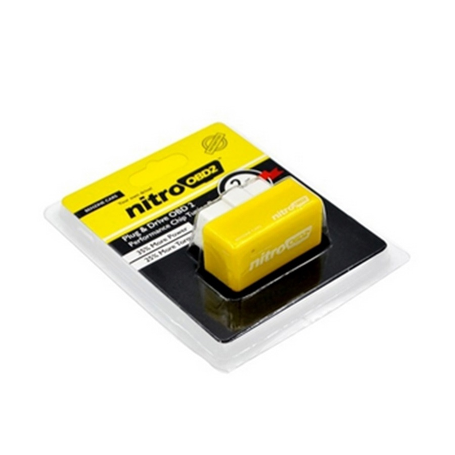 Car-Chip Driver Ecoobd2-Plug Nitroobd2 Obd2-Interface Diesel for Retail-Box Tuning-Performance-Box
