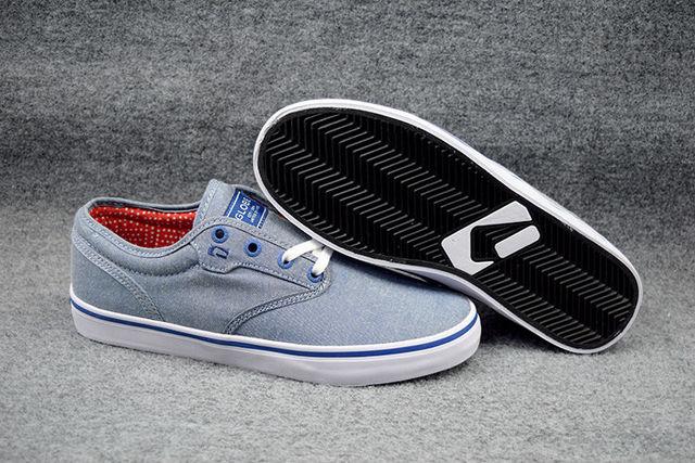 GLOBO EE.UU. Tamaño 6-12 Niños Sneakers Low Top Boys Zapatos de Lona de Choque Absorbente Atléticos Footscape 6 Tipos disponible