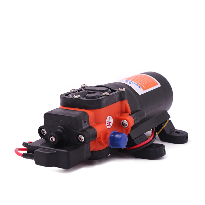 12V Electric Diaphragm Water Pump 35PSI 4A Max Marine RV Boats from SEAFLO Marine Boat Accessories