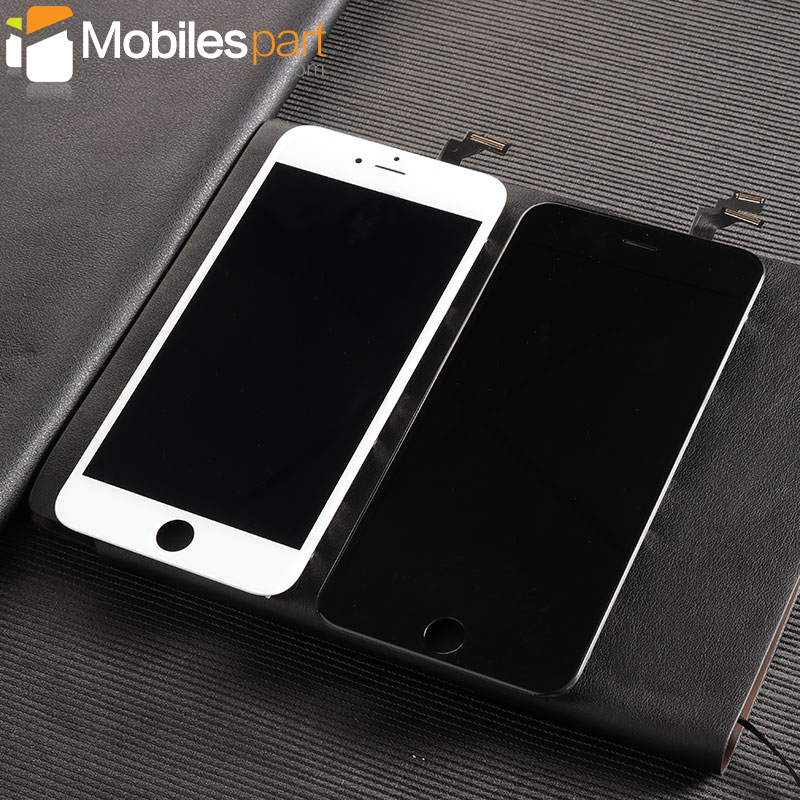 New Arrival Replacement Screen with Frame 1920x1080 5.5inch LCD Display+Touch Screen for iPhone 6 Plus for Apple 6 Plus laptop lcd lp140wf1 sp b1 for dell e7440 with touch lcd screen led display brand new 1920 1080