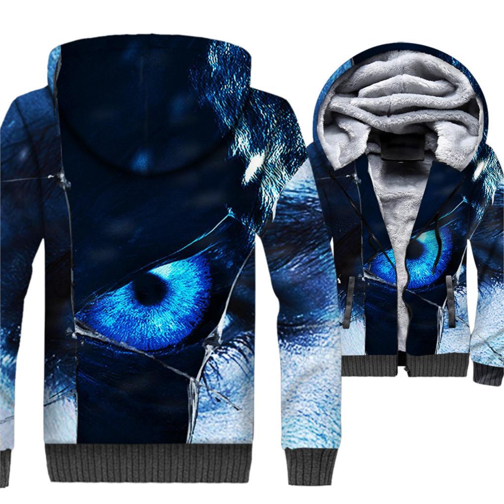 New Arrival Men's Sweatshirt 2018 Autumn Winter Thick Jackets Male Game Of Thrones Hip Hop Streetwear Hoodies For Men Tops Hoody