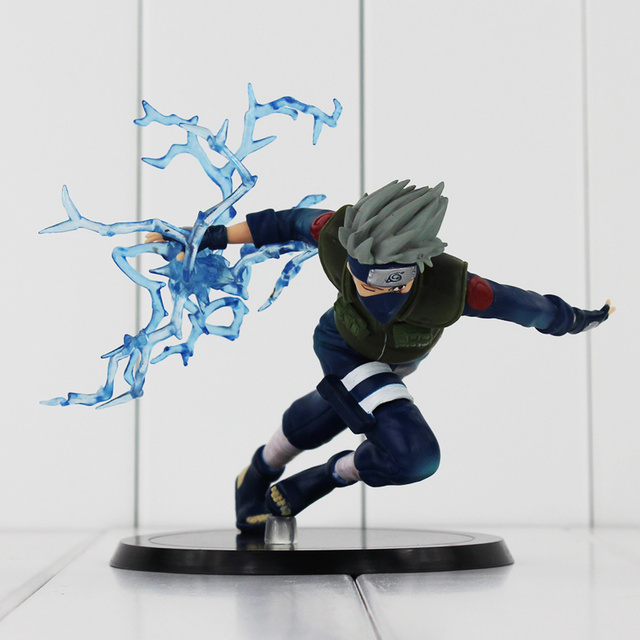2 Styles Hatake Kakashi Nara Shikamaru PVC Action Figure Toys