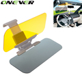 Onever High Quality HD Car Sun Visors Goggles Day Night Anti-dazzle Mirror Clear Sun Visors Car Sun Shade Visor Dazzling Goggles