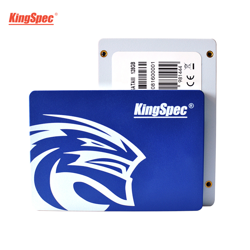 Hot Sale KingSpec HDD 2.5 Inch SATAIII SSD 60GB Blue Plastic Internal Disco SSD Hard Drive For Laptop Notebook Desktops PC