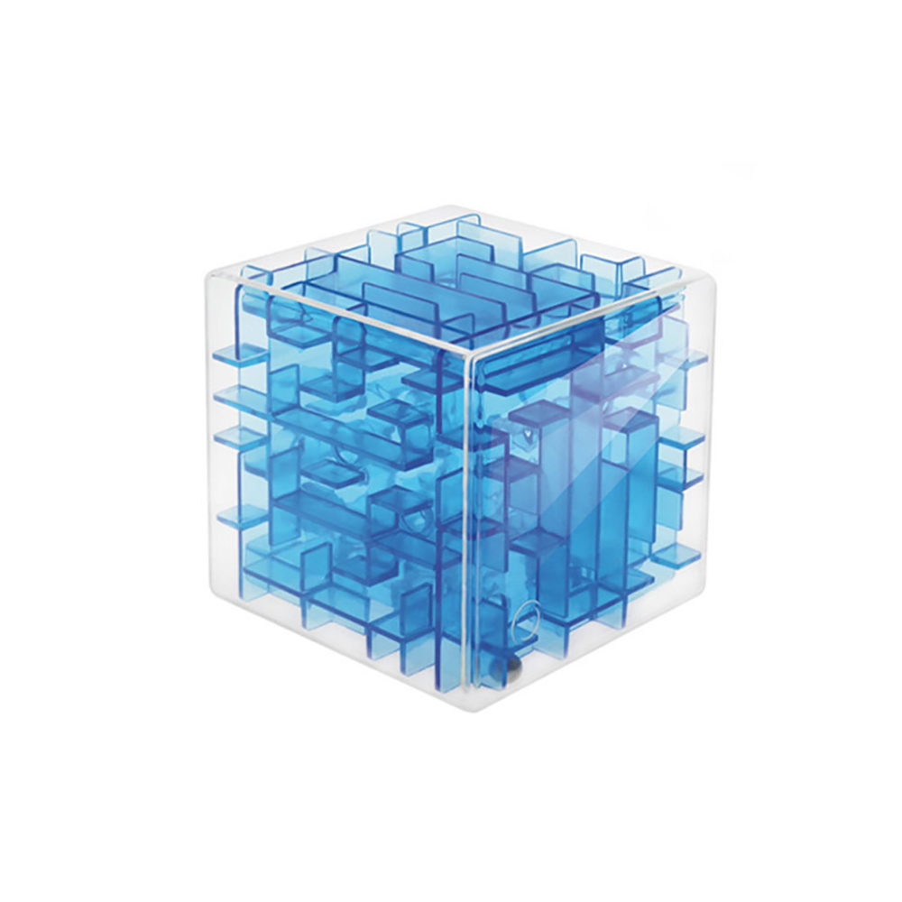 Abbyfrank 3D Maze Magic Cube Puzzle Speed Cube Puzzle Game Labyrinth Ball Toys Cubos Magicos Maze Ball Games Educational Toys ...