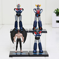 4pcs/set Mazinger Z 7cm PVC Action Figure Model Toys Gifts