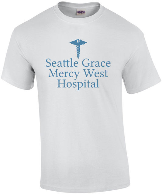 Seattle Grace misericordia hospitalario oeste Anatomía de gray ...