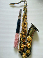 High Grade Free Black Nickel Gold France Selmer Saxophone 802 Tenor Sax B Flat Case Sax