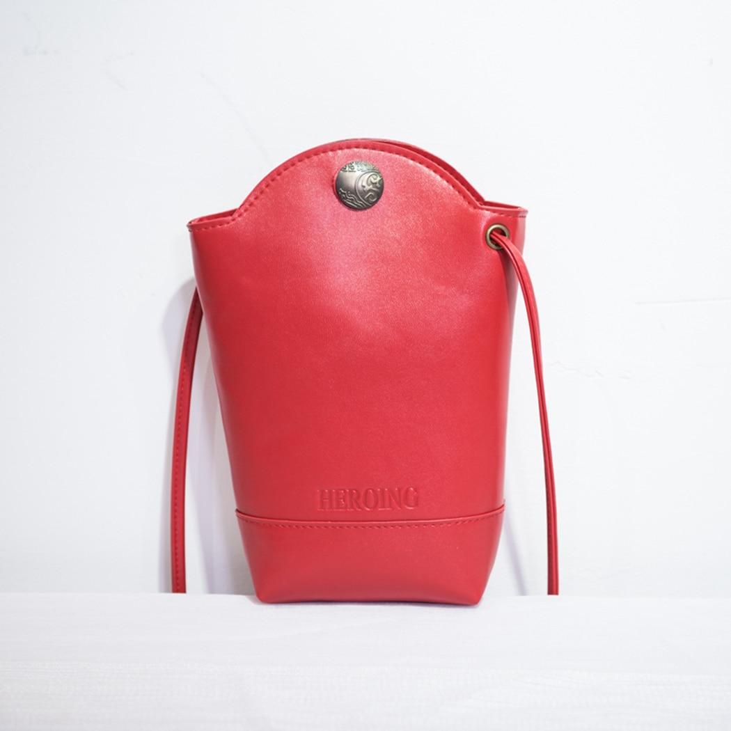 Ladies Bread Shape Shoulder Bags Women Handbags Designer PU Leather Bucket