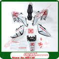 XR50 CRF50 Plastic kit + 3m graphics Decals Sticker Kit for 50cc 70cc 90cc 110cc 125cc SDG SSR PRO  Dirt Pit Bikes Free shipping