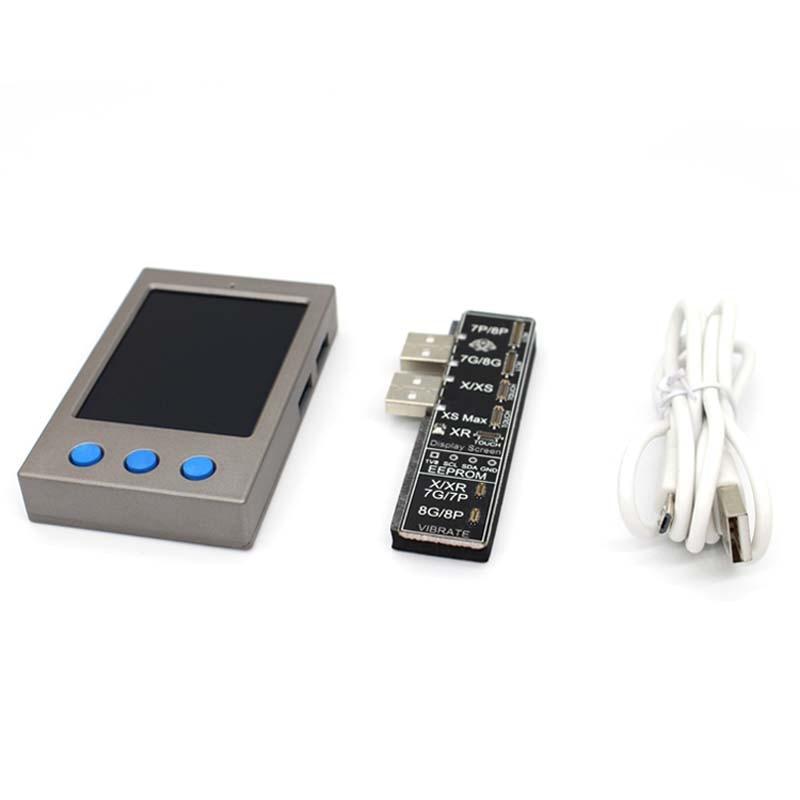 W13 LCD capteur de lumière ambiante vibrateur réparation IP affichage EEPROM programmeur pour iPhone 7-XS/XSM XR - 3