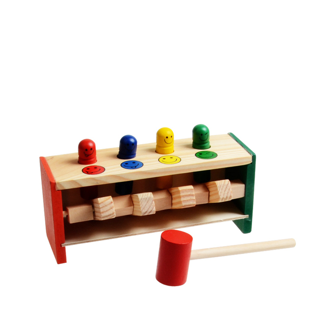 Whack-A-Mole Game Toy