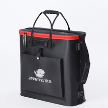 Four  Kinds Of Color Thicken EVA Fishing Barrels Collapsible Multi-functional High Quality Tools