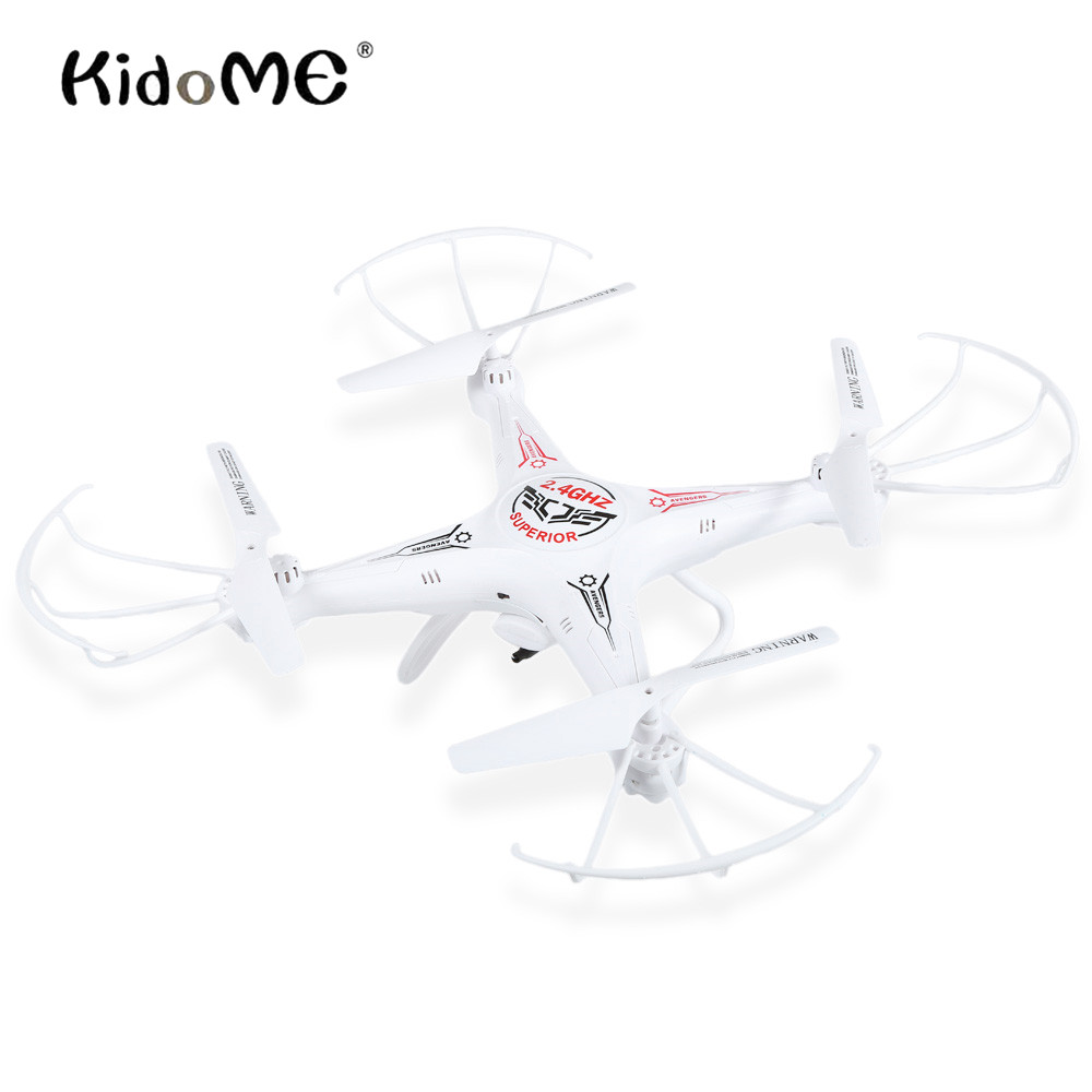 KidoME D97 WIFI FPV RC Drones With HD 2-Mega-Pixel CAM 6-Axis Remote Control Helicopter Quadcopter With Camera Boys Toys Gift