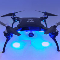 Camera Drones Pixel 5 million WIFI camera folding drone aerial photography wifi real time image transmission quadcopter