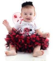 Newst Tutu Fluffy Tulle Kids Children Blue Photography Girl Skirt Toddler Baby Costume Ball Gown Party
