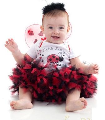 Newest tutu fluffy  tulle kids children blue Photography girl skirt toddler baby costume ball gown party ballet dance pettiskirt