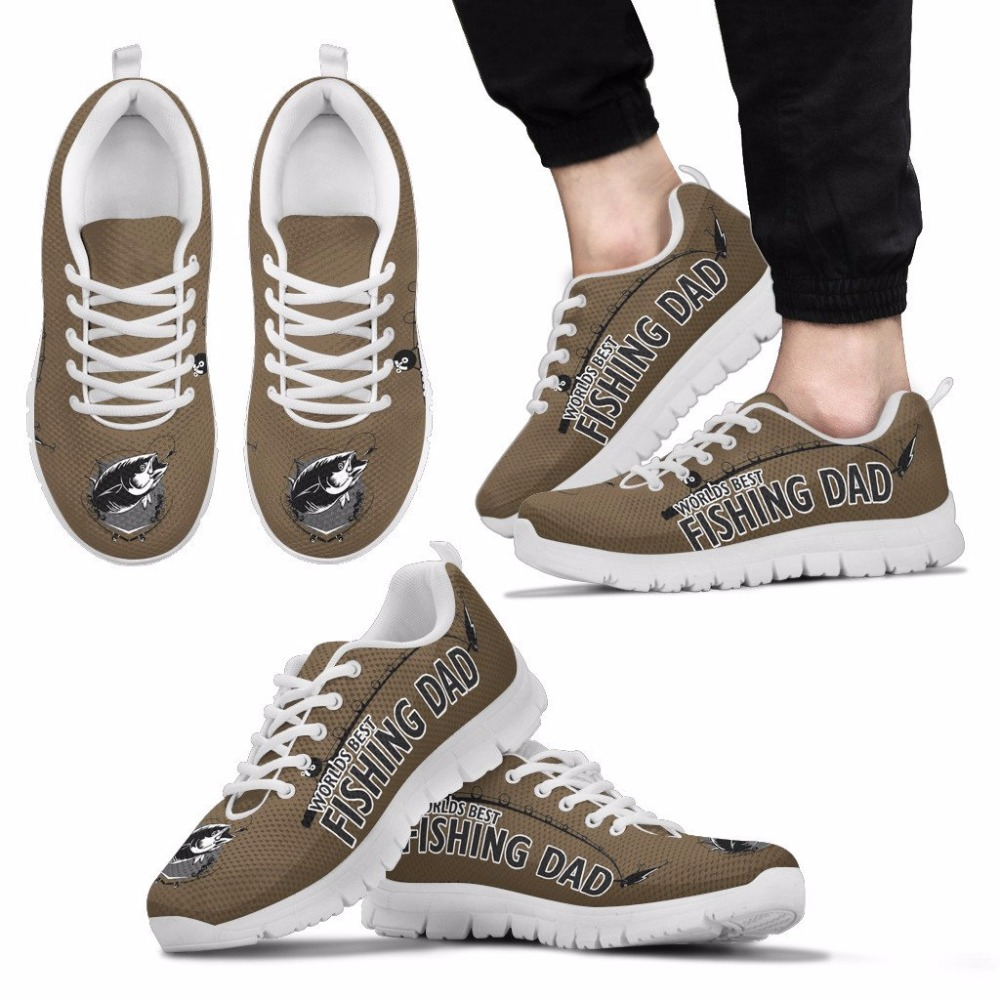 doginthehole running shoes for women breathable mesh sport shoes Fishing Dad Men sneakers zapatillas hombre deportiva for boys