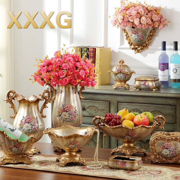 XXXG// Style Living Room Table Decoration Home Furnishing High Grade  Adornment Retro Crafts Gift Wedding Wedding Celebration