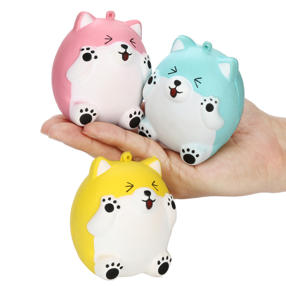 Cute Bear Slow Squeeze Toy Rising Cream Scented Decompression Toys Cute Squish Squishes Slow Rising Toys For Kids Child A1
