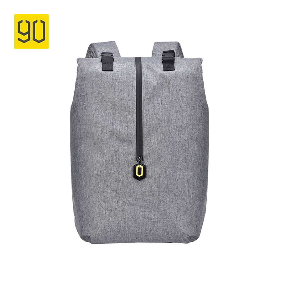 Original Xiaomi 90 Points Leisure Mi Backpack Travels Laptop Backpack for 14 Inch Student Schools Bag in Category Bags Gray muhammad iqbal discipline management in schools