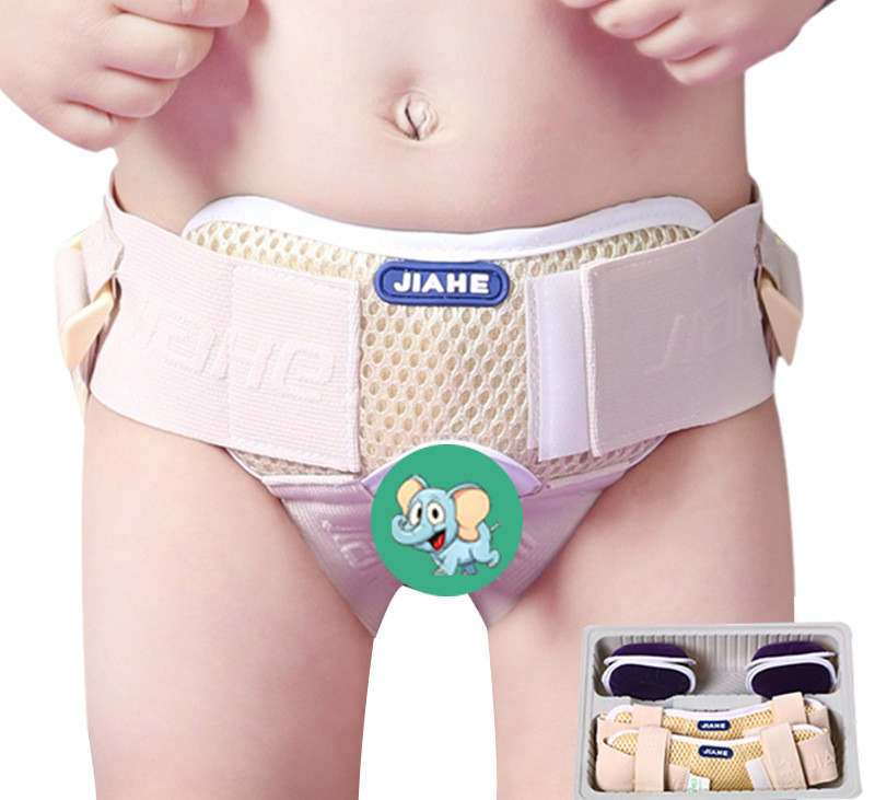 Medical Children/Adult Inguinal Hernia Belt Applicable Treatment Of Small Intestinal Gas Elderly Inguinal Hernia Infants 2 Suits