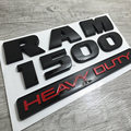 3D ABS HEMI 5.7 LITER Emblem Decal Badge Sticker for Dodge Charger Ram 1500 2500 3500 Challenger for Jeep Grand Cherokee