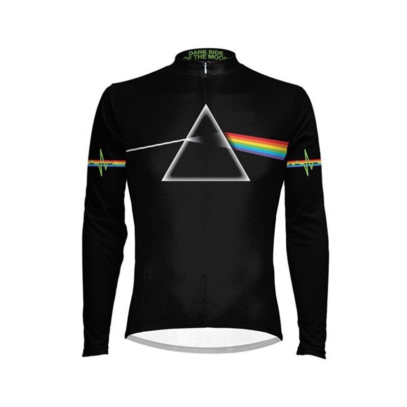2018 jerseys manga longa ciclismo MTB bicicleta calças justas Bicicleta mountain bike vestuário