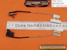 Novo cabo do portátil para dell vostro 5560 v5560 pn: dd0jwalc000 substituição reparação notebook lcd lvds cabo