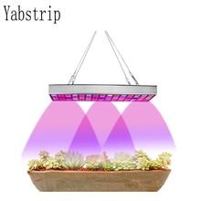 Yabstrip светодиодный светать Фито лампы полный спектр расти лампы для внутреннего рассады палатка Тепличный цветок fitolamp завод лампы