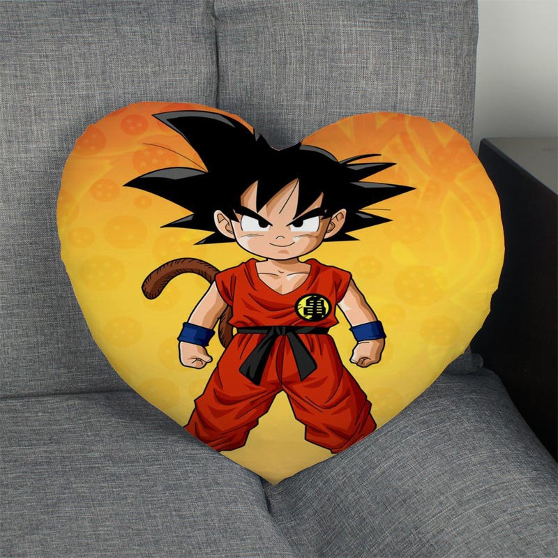 Astounding New Dragon Ball Z 02 Pillowcase Wedding Decorative Pillow Gamerscity Chair Design For Home Gamerscityorg