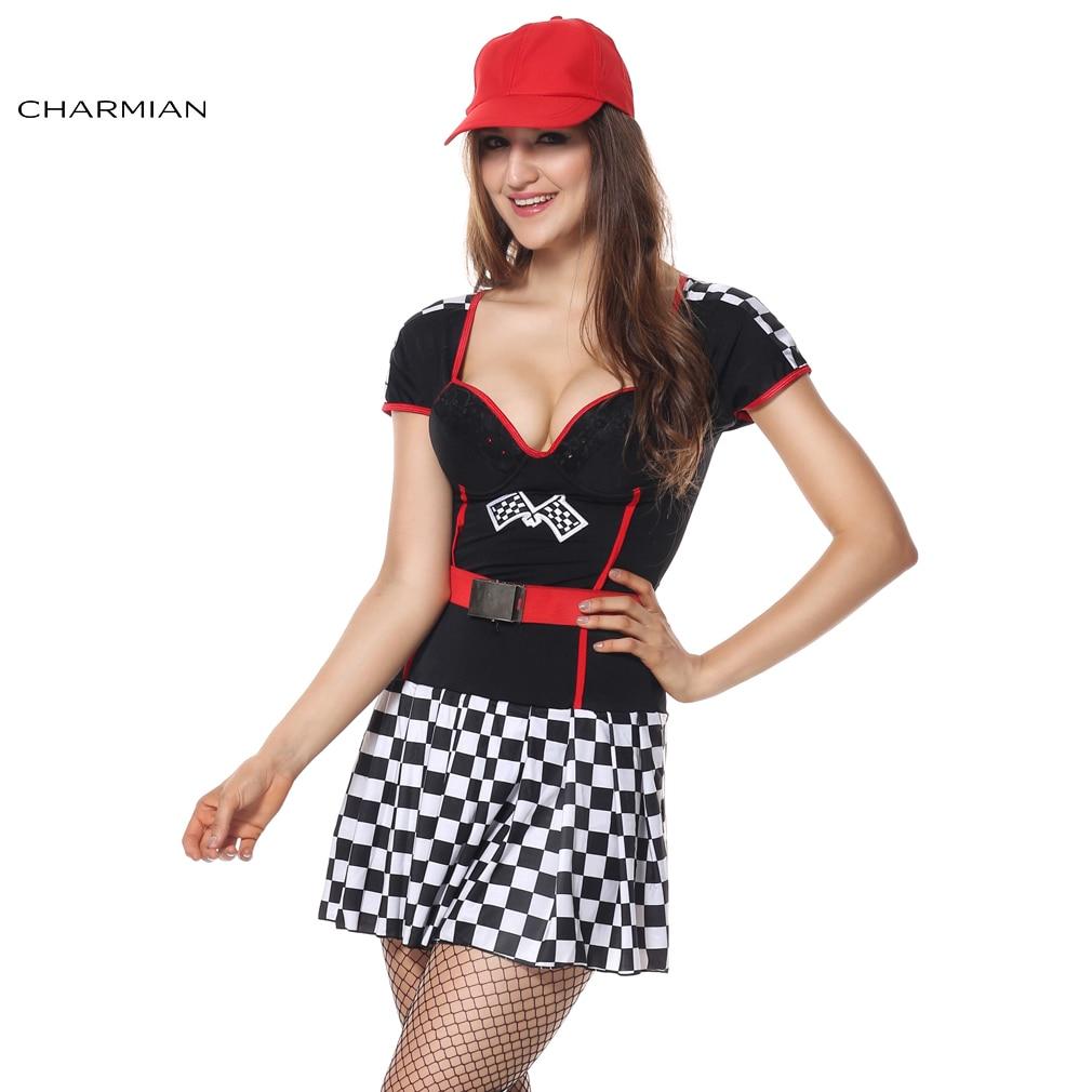 Halloween Hot Rod Costume Racing Soft Baby One Piece