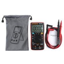 ANENG 9999 counts True-RMS Auto/Manual Digital Multimeter Backlight Backlight AC/DC Current Voltage Ammeter AN8008