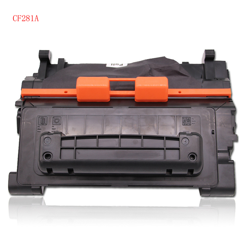 CNLINKCLR 81A CF281A CF281 A CF 281A Toner Cartridge Compatible for HP M630H/M630F/M625. chip for hp enterprise cf 360 363x m 553x 553 n cf 362 363 new toner refill kits chips fuses free shipping