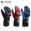 Motorcycle Gloves Winter Warm Waterproof Windproof Protective 100% Waterproof Guantes Moto Luvas Motocross Cycling Racing Gloves